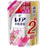 (まとめ)レノア本格消臭 フローラルフルーティーソープ 詰替用特大サイズ 【× 6 点セット】