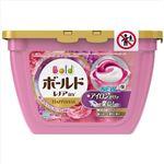 (まとめ)ボールドジェルボール3D 癒しのプレミアムブロッサムの香り 本体 【× 3 点セット】