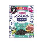 (まとめ) ノンスメル 冷蔵庫用置き型 1年間脱臭 【×5セット】