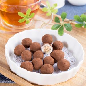 洋風豆菓子と紅茶のプチギフト キャトルクローバー ティラミス味 12個セット〔(豆菓子40g・紅茶2g)×12個〕