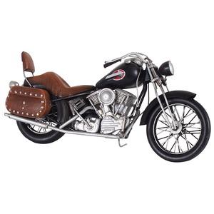 ブリキのおもちゃ 置き物 【バイク03】 材質:鉄 〔インテリアグッズ ディスプレイ雑貨〕 - 拡大画像