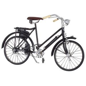 ブリキのおもちゃ 置き物 【自転車01】 材質:鉄 〔インテリアグッズ ディスプレイ雑貨〕 - 拡大画像