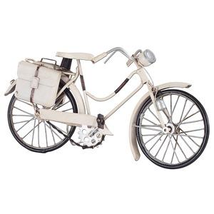 ブリキのおもちゃ 置き物 【自転車02】 材質:鉄 〔インテリアグッズ ディスプレイ雑貨〕 - 拡大画像