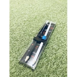 マグネットペン/磁石付き鉛筆 【青 10箱セット】 長さ19.3cm 型番:MP-6 〔楽器アクセサリー 譜面〕 - 拡大画像