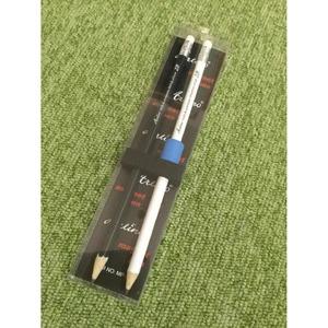 マグネットペン(鉛筆)「型番:MP-6」(青) - 拡大画像