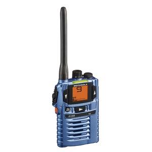 モトローラ CL120A ブルー 特定小電力トランシーバー IP67防水 免許資格不要