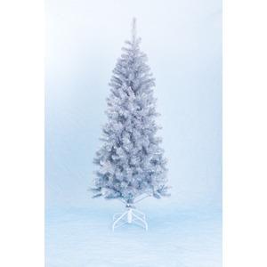オーロラシルバー クリスマスツリー 180CM - 拡大画像
