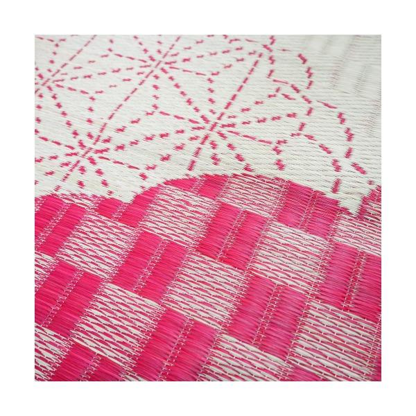 おすすめ!モダン い草ラグ WATSUMUGI ラグマット/絨毯 防カビ加工『わつむぎ』画像09