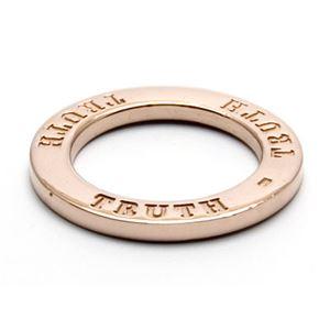 TRUTH・メッセージシルバーペンダント 45cm チェーン付き ZZPS-454p-c45 - 拡大画像