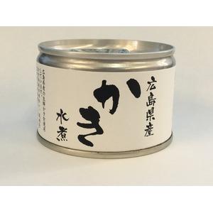 広島県産 かき水煮缶 6缶セット