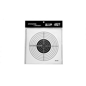 aim402 替え用 ターゲット紙【20枚×2セット】 - 拡大画像