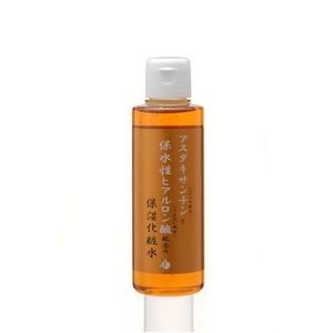 アスタキサンチンと保水性ヒアルロン酸配合の保湿化粧水 - 拡大画像