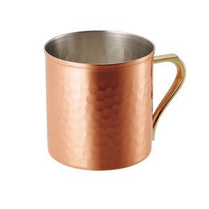 ニュースペシャルマグ360ml 日本製 銅製 マグカップ 本格 珈琲 コーヒーカップ【ASH-5146】