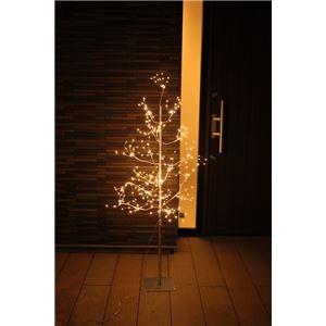ミニLEDブランチツリー 145cm ジュエリー - 拡大画像
