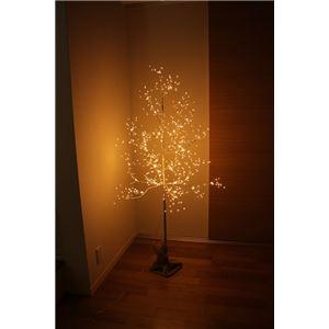 ミニLEDブランチツリー 175cm ジュエリー - 拡大画像