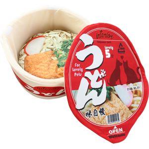カップ麺ペットハウス うどん - 拡大画像