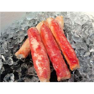 タラバカニ棒肉 11-15本/1kg 冷凍ボイル