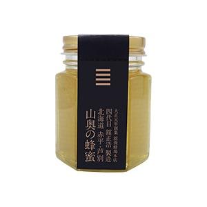 北海道山奥の蜂蜜 【クローバーハチミツ 1個】 国産 生はちみつ 常温で製造から2年