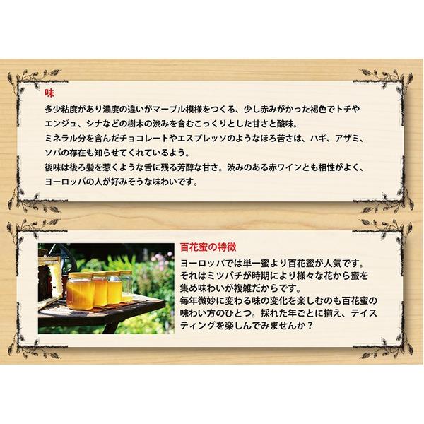 北海道山奥の蜂蜜百花 1個