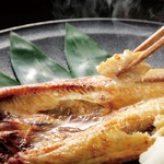 3種のほっけ食べ比べセット/焼き魚 【冷凍90日】 真ほっけ開き350g×2 しまほっけ開き320g×1 一夜干し姫ほっけ200g×1