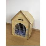 犬小屋/猫小屋 ペット小屋 PET HOUSE 木製犬舎/猫舎 室内屋外犬舎/猫舎
