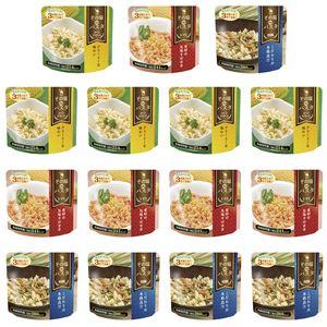 その場deパスタ 15食セット(トマト・コーンクリーム・和風 各5袋) - 拡大画像