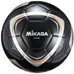 サッカーボール 5号 レジャー用 ブラック 1球