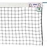 無結節ソフトテニスネット 日本製 KT5214 太さ:440T(400d)/44本