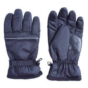 防水インナー内蔵 グローブ/手袋 【レディース 10組セット CM220】 ブラック 約22×12×4cm 厚手 シンサレート 〔防寒用品〕 - 拡大画像