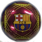 サッカーボール4号 FCバルセロナ 1球