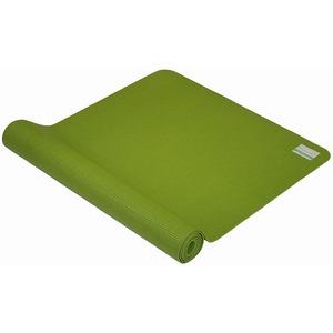 (まとめ)NatuRani ヨガマット ストレッチマット 保護マット 厚さ3mm グリーン まとめ買い【×12本】