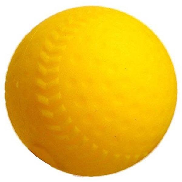 野球デザインボール 3インチ 12P 色アソート