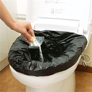 災害用簡易トイレ マイレット S-500 500回分
