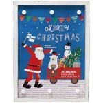 丸和貿易 アートパネル クリスマス LEDライトボード (L) C 400744303