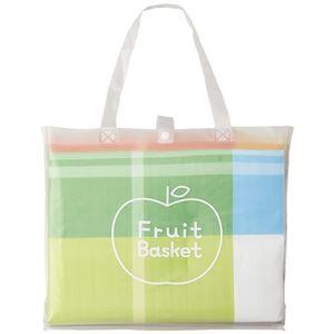 大和物産 クッションレジャーシート Fruit Basket 3畳サイズ 240×180cm - 拡大画像