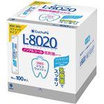 L8020乳酸菌配合 洗口剤 クチュッペ マウスウォッシュ ソフトミント スティックタイプ 100本入