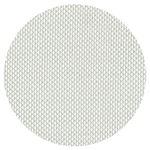 尺3丸マット ホワイト格子 PVC