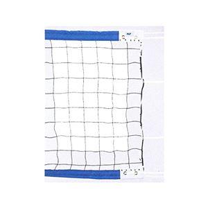KTネット ビーチバレーネット 日本製 【サイズ:巾100cm×長さ850×網目10cm】 KT187 - 拡大画像