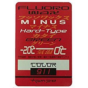 固形 ボードワックス フルオロ・グリーン 150g×12個 - 拡大画像