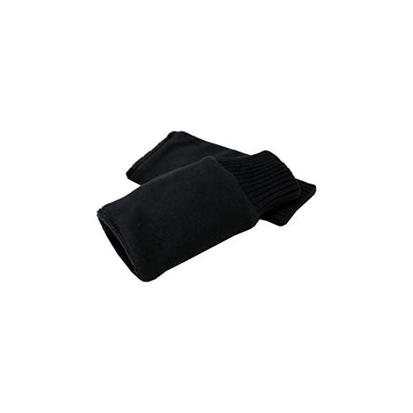 指なし手袋 インナーボア ブラック