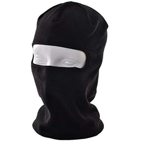 フルフェイスマスク ブラック