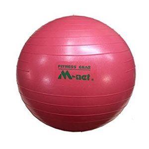 ストレッチボール45cm ピンク - 拡大画像