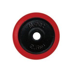 ラバープレート 2.5kg【×2個セット】 - 拡大画像