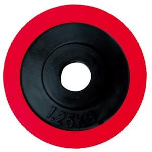 ラバープレート 1.25kg【×2個セット】 - 拡大画像