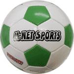 PVCサッカーボール 4号 練習用ボール ボールネット付