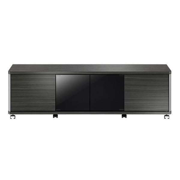 ローボード GDシリーズ 幅140×高さ41.8cm アッシュグレー 【組立品】