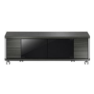 ローボード GDシリーズ 幅95.8×高さ31.8cm アッシュグレー 【組立品】 - 拡大画像