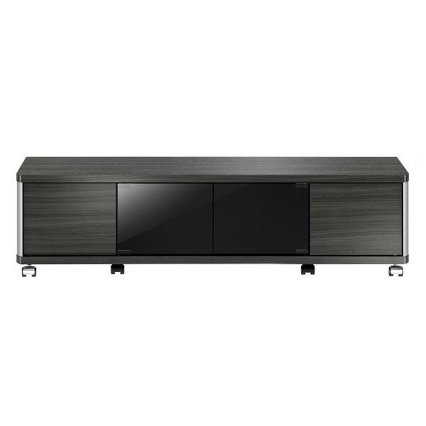 ローボード GDシリーズ 幅120×高さ31.8cm アッシュグレー 【組立品】