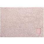 (まとめ) オカトー Hitohira バスマット 35×50cm 桜(ピンク) 【×2セット】