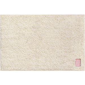 オカトー Hitohira バスマット 50×75cm 雪(ホワイト) - 拡大画像